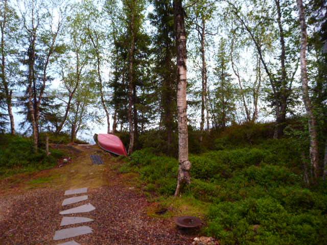 """my """"mökki (=cottage)-view"""""""