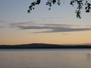 jerisjärvi, lapland, finland