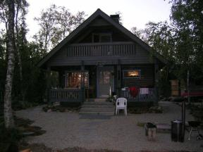 my cottage in lapland